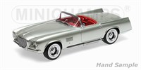 Minichamps Chrysler Ghia Falcon 1955 - Light Green Metallic 1:18