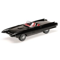 Minichamps Cadillac Cyclone XP 74 Concept 1959 - Black 1:18