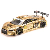 Minichamps Audi R8 LMS - 2016 FIA GT World Cup Macau - #85 M. Lee 1:18