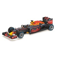 Minichamps Red Bull Racing RB12 - 2016 Brazilian Grand Prix - #3 D. Ricciardo 1:18