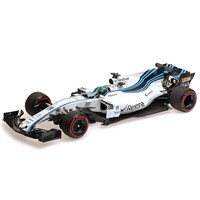 Minichamps Williams FW40 - 2017 Abu Dhabi Grand Prix - #19 F. Massa 1:18