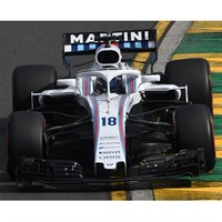 Minichamps Williams FW41 - 2018 - #18 L. Stroll 1:18