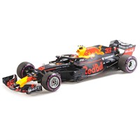 Minichamps Red Bull RB14 - 1st 2018 Mexican Grand Prix - #33 M. Verstappen 1:18