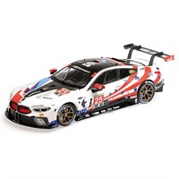 Minichamps BMW M8 GTE - 2018 Watkins Glen 6 Hours - #25 1:18