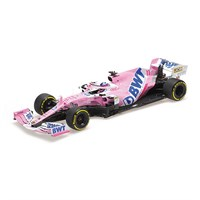 Minichamps Racing Point RP20 - 2020 Austrian Grand Prix - #11 S. Perez 1:18