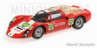 Minichamps Porsche 906E - 1967 Monza BP World Record Runs - 1:18
