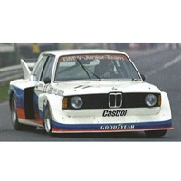 Minichamps BMW 320I - 1977 DRM - #11 E. Cheever 1:18