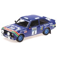 Minichamps Ford Escort RS1800 - 1st 1978 RAC Rally - #4 H. Mikkola 1:18