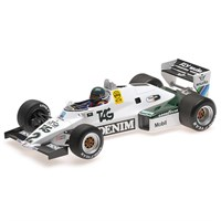 Williams FW08C - 1983 - #2 J. Laffite 1:18