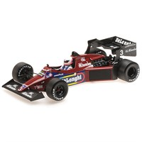 Minichamps Tyrrell 012 - 1984 Detroit Grand Prix - #3 M. Brundle 1:18