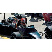 Minichamps Tyrrell 012 - 1984 German Grand Prix - #4 M. Thackwell 1:18