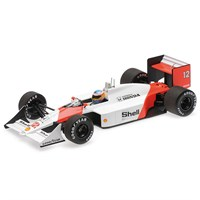 Minichamps McLaren MP4/4 - 2015 Catalunya Test - #12 F. Alonso 1:18
