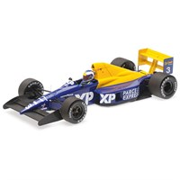 Minichamps Tyrrell 018 - 1989 French Grand Prix - #3 J. Palmer 1:18