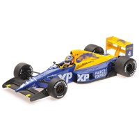 Minichamps Tyrrell 018 - 1989 French Grand Prix - #4 J. Alesi 1:18