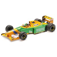 Minichamps Benetton B192 - 1992 British Grand Prix - #20 M. Brundle 1:18