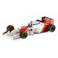 Minichamps McLaren MP4/8 - 1993 European Grand Prix - #27 M. Andretti 1:18