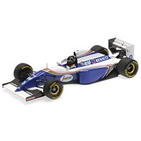 Minichamps Williams FW16 - 1994 Brazilian Grand Prix - #0 D. Hill 1:18
