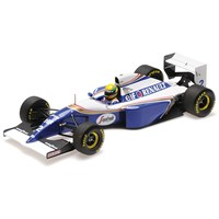 Minichamps Williams FW16 - 1994 San Marino Grand Prix - #2 A. Senna 1:18