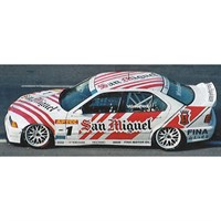 Minichamps BMW 318IS - 1st 1994 Macau Guia Race - #1 J. Winkelhock 1:18