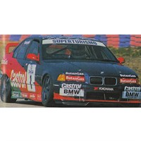 Minichamps BMW 318IS - 1994 CIST - #1 R. Ravaglia 1:18