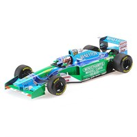 Minichamps Benetton B194 - 1994 German Grand Prix - #5 M. Schumacher 1:18