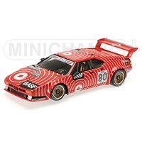 BMW M1 - 1980 Procar Series - #80 H. Stuck 1:12