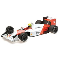 McLaren MP4/4 - 1988 World Champion - #12 A. Senna 1:12
