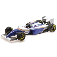 Minichamps Williams FW16 - 1994 - #0 D. Hill 1:12