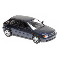 Maxichamps Audi A3 1996 - Blue Metallic 1:43