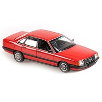 Maxichamps Audi 100 1990 - Red Metallic 1:43