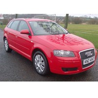 Maxichamps Audi A3 5-Door Saloon 1998 - Red 1:43
