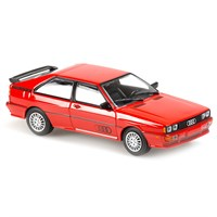 Maxichamps Audi Quattro 1981 - Red 1:43