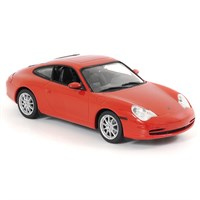 Porsche 911 Coupe 2001 - Orange Red Metallic 1:43