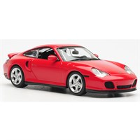 Porsche 911 Turbo 996 1999 - Red 1:43