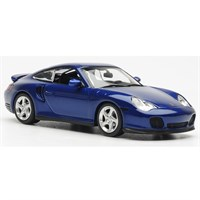 Porsche 911 Turbo 996 1999 - Blue Metallic 1:43