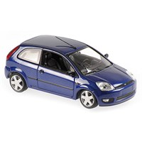 Maxichamps Ford Fiesta 2002 - Blue Metallic 1:43