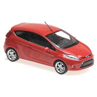 Ford Fiesta 2008 - Red 1:43