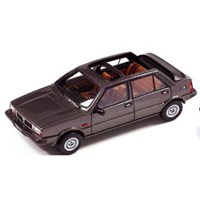 Lancia Delta Selene Semi Convertible 1983 - Dark Grey 1:43