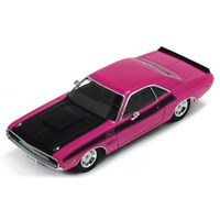 Ford Mustang Mach 1 1971 - Dark Pink/Black 1:43