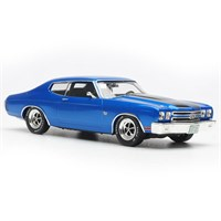 Chevrolet Chevelle SS 1970 - Blue/Black 1:43