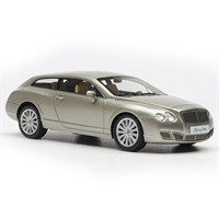 Bentley Continental Flying Star 2010 - Grey 1:43