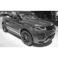 Range Rover Evoque Convertible 2012 - Red 1:43
