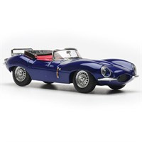 Jaguar XK SS 1957 - Metallic Dark Blue 1:43