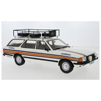 Premium ClassiXXs Ford Granada Turnier 1981 - Rothmans Rally Team 1:18
