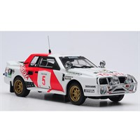 IXO Toyota Celica TwinCam Turbo - 1984 Safari Rally - #5 1:43