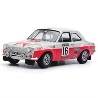 IXO Ford Escort RS 1600 Mk.I - 1971 RAC - #13 T. Makinen 1:43