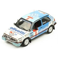 Volkswagen Golf GTI 16V - 1987 Safari Rally - #8 M. Ericsson 1:43