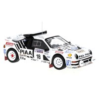 IXO Ford RS200 - 1986 RAC Rally - #18 S. Andervang 1:43