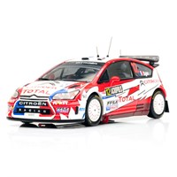 Citroen C4 WRC - 2nd Acropolis Rally 2009 - #12 S. Ogier 1:43