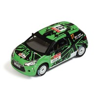 Citroen DS3 R3 - 2011 Rally of Portugal - #27 H. Hunt 1:43